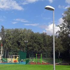 Детская площадка в КП Резиденция Рублево