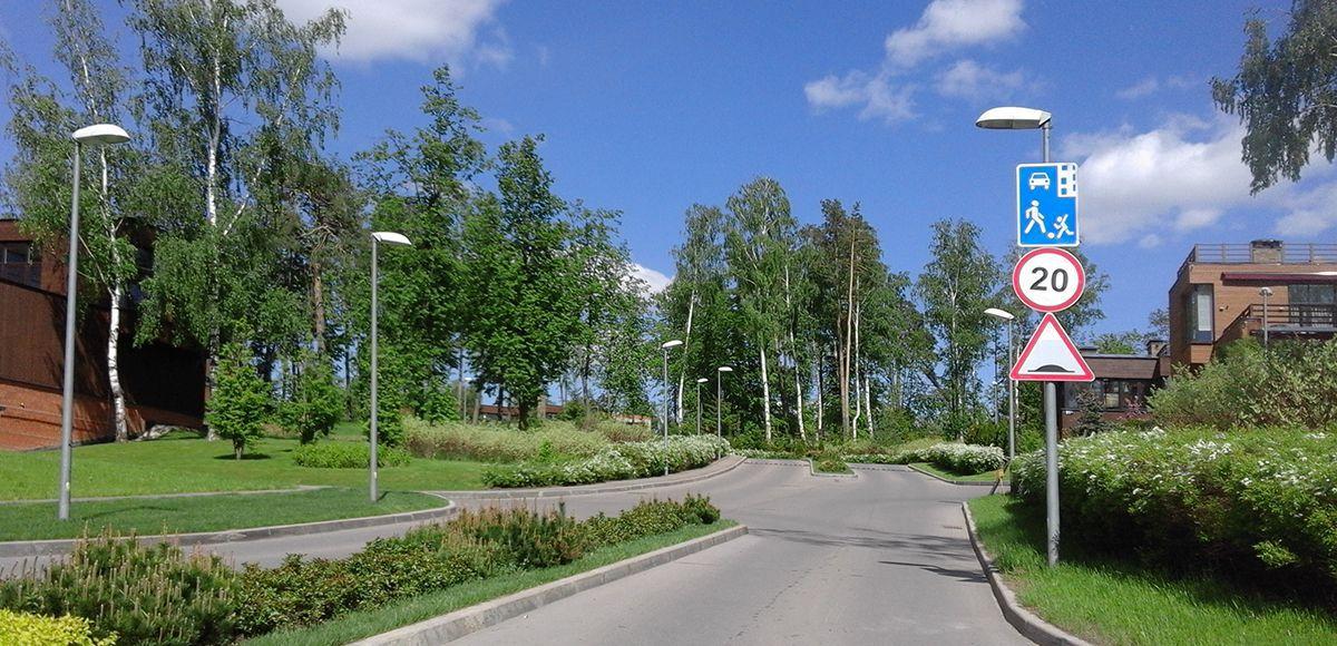 Лето, солнце, «Резиденция Рублево»