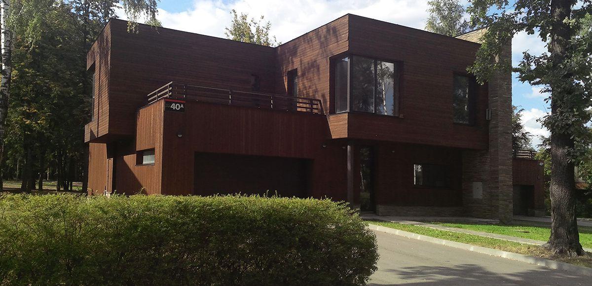 Дуплекс 40А в «Резиденции Рублево»