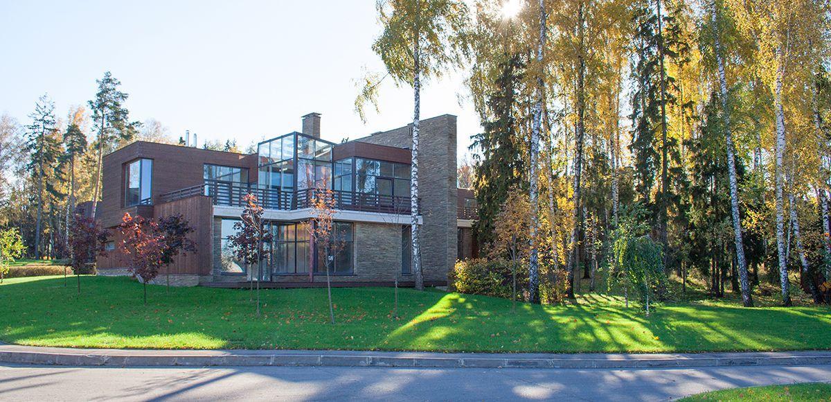 Дуплекс по проекту 364 в «Резиденции Рублево»