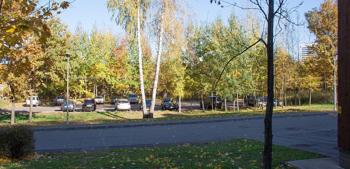Гостевая паровка в «Резиденции Рублево», осень 2016