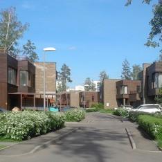 Наш коттеджный поселок Резиденция Рублево частично заселен