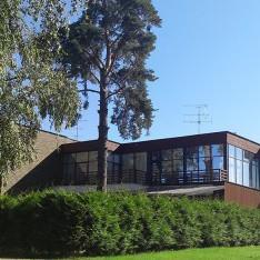 Живой забор из туи в «Резиденции Рублево»