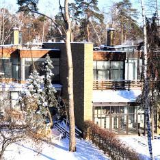 Зимняя сказка в «Резиденции Рублево»