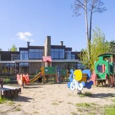 Детская площадка №2, Резиденция Рублево
