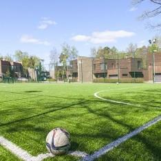 Футбольное поле в Резиденции Рублево, вид 1