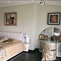 Спальня №1, вид 2, таунхаус 1А, Резиденция Рублево