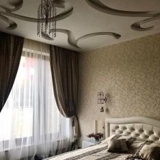 Спальня №2, вид 1, таунхаус 1А, Резиденция Рублево