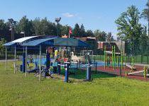 Тренажеры в поселке Резиденция Рублево