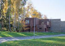 Осенняя пора в КП «Резиденция Рублево»