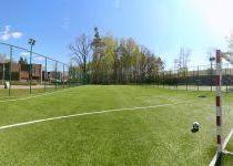 Футбольное поле в Резиденции Рублево, вид 2