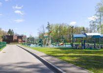 Панорама объектов инфраструктуры в ЖК Резиденция Рублево