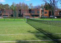 Теннисный корт, вид 2 в Резиденции Рублево