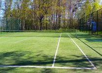 Теннисный корт, вид 1 в Резиденции Рублево